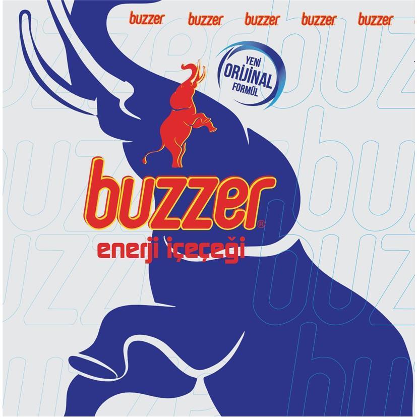 buzzer enerji içeceği şekil markası resmi
