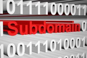 Subdomain nedir? nasıl oluşturulur?
