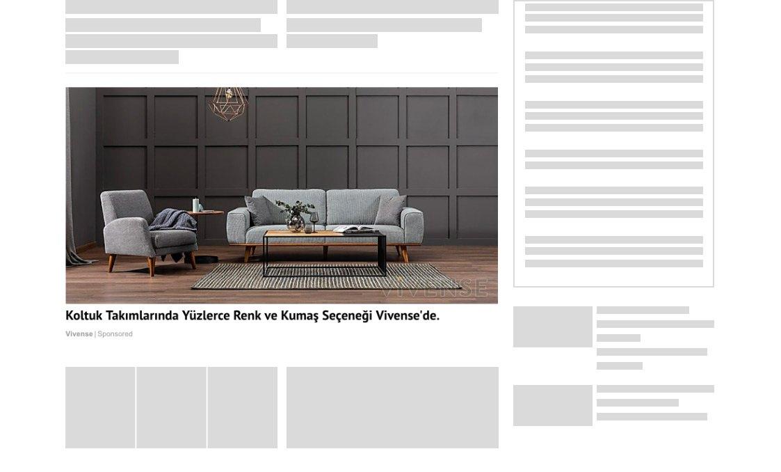 Doğal Reklam Örnek