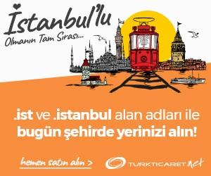 .ist .istanbul Alan Adları